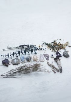 Crystal-Filled Metal Treasure Bowl // Etsy