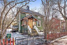 Myytävät asunnot, Kustaa Vaasan tie 27, Helsinki #oikotieasunnot #puutalo