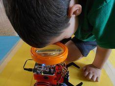 ¿Es posible la robótica en Infantil?