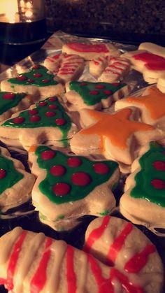 Dec 22: cookie baking round 2