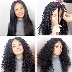 Hair-N-Paris sales@hairnparis.com or 1-800-496-4322 100% Human Virgin Brazilian, Peruvian Malaysian, Indian Hair @ hairnparis.com