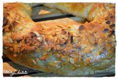 Roscón de Reyes sin azúcar