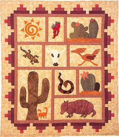 southwestern quilt patterns | ... quilt pattern out of stock please check back later this pattern