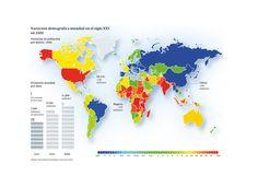 El planeta alcanzará en 2100 su pico máximo de 11.000 millones de personas