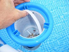 Homemade Swimming Pool Filters | Instructions for Keeping Your Pool Water Clean - Tools and Equipment