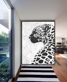 Extra Large Acrylic Painting On Canvas by CelineZiangArt on Etsy