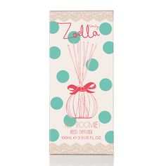 Zoella Beauty Hey Roomie! Reed Diffuser 100g