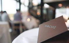 Maaemo Restaurant — Schweigaards gate 15 B, Oslo Oslo, Restaurant Bar, Menu, Cards Against Humanity, Restaurants, Logos, Gate, Dining, Menu Board Design