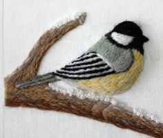 Stumpwork | Needlework News | CraftGossip.com