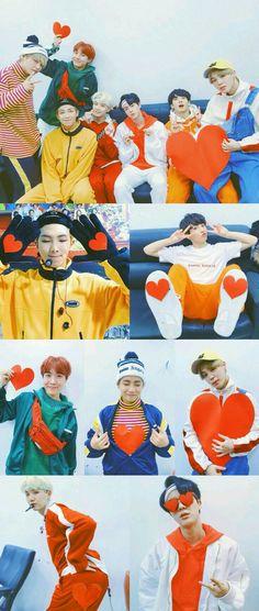 Happy New Year everyone! Bts army heart awww jimin Jin Suga rap monster v j-hope kookie wallpaper cute aww ❤️❤️✨ Namjoon, Bts Jungkook, Seokjin, Hoseok, Taehyung, Bts Aegyo, Billboard Music Awards, Bts Performance, K Pop