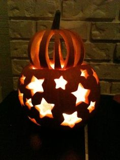 Ohh addiction and alyssa doll carving a pumpkin