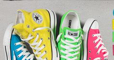 I honestly want every Color of converse!!