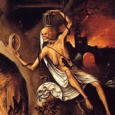 Jan Mandyn (or Mandijn) Temptation of St Anthony Vanitas, Rick Genest, Memento Mori, Magritte, Baphomet, Surealism Art, Temptation Of St Anthony, Eslava, Renaissance Kunst