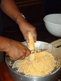 El maíz es un gran protagonista