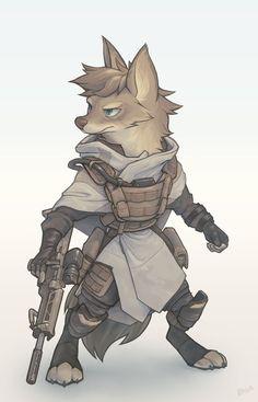 scout by padark.deviantart.com on @DeviantArt