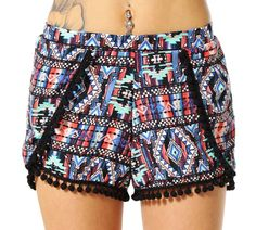 you know these are cute , but i don't understand wearing shorts that are like pajamas