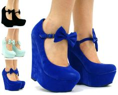 Homecoming wedges