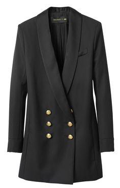 2e0c876b7 12 Best H&M Balmain images in 2015   Robe paillette, Vestes, Fashion ...