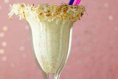 Toasted Coconut Milkshakes — Punchfork
