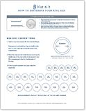 Ring Size Guide: Free Ring Sizer or Printable Size Chart | Blue Nile