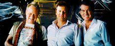 Pierce Brosnan Meryl Streep Colin Firth Stellan Skarsgard