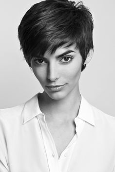 Photographer : David Page Model : Rachele @ MAJOR Mua : Charlotte Prevel Hair : Miwa Moroki