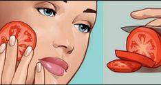 ¿PADECES DE ACNÉ? Conoce los tratamientos para la piel que te damos a conocer y que tan solo requieren de un tomate. ¡DESCÚBRELOS!