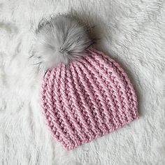 updated the pattern to correct an error. All Hdcssflo (Half doubl. - Beanies -ERRATA: I have updated the pattern to correct an error. All Hdcssflo (Half doubl. - Beanies - CROCHET PATTERN The Remy Crochet Beanie Pattern Crochet Hat Chunky Crochet Hat, Crochet Hat For Women, Crochet Beanie Pattern, Knitted Hats, Crochet Patterns, Hat Patterns, Crochet Gifts, Crochet Yarn, Crochet Stitches