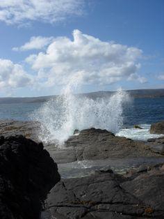 A wave at mellon charles.
