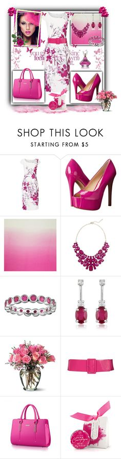 """""""the feeling i get when i see you"""" by vst063090 ❤ liked on Polyvore featuring Jacques Vert, Jessica Simpson, Eye Candy, Stacks and Stones, Forzieri and Naturally European"""