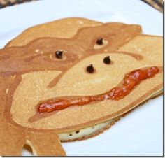 Best of the Maldives: Pancake Characters – LUX Maldives Pancake Art, Teenage Mutant Ninja, Ninja Turtles, Maldives, Pancakes, Breakfast, Food, The Maldives, Morning Coffee