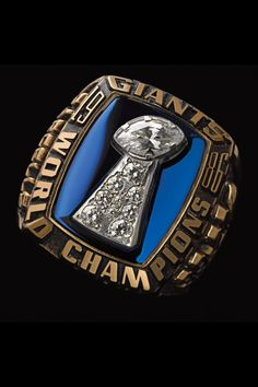 Collect great selection of New York Giants NFL Super Bowl and NFC National Football Championship Rings, Buy Champion Rings for Sale Nfl Championship Rings, Nfl Championships, New York Giants Logo, Giants Stadium, New York Giants Football, Nfl Football, American Football, All Nfl Teams, Super Bowl Rings