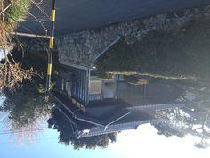 中郷の水屋 現在は住宅となっている