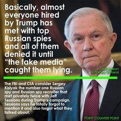 No wonder Trump hates the media so much.