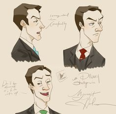 Disneylock Mycroft Holmes. These are so good- Lexie is awesome. #BBCSherlock #MycroftHolmes