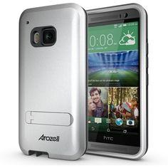 Amazon.com: HTC ONE M9 Case,Arozell HTC ONE M9 Magic Armor... (£8.33) via Polyvore