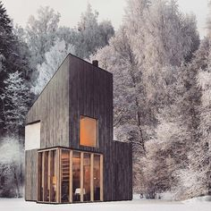 Tiny retreat, Sarajevo by Fo4a Architecture