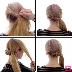 55 Elegant and Attractive Side Ponytail Hairstyles for Girls: