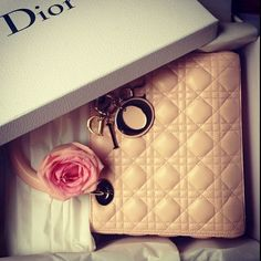 Timeless capture from blogger @missmelissamelita #Diorvalley #LadyDior #Dior