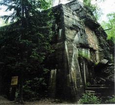 "Ketrzyn, PolandThe Wolf's Lair: ""Hidden deep in a Polish forest, the remains of the Nazi stronghold known as The Wolf's Lair (Wolfsschanze) are slowly being reclaimed by nature, but the room where Operation Valkyrie nearly blew up Hitler with a suitcase bomb can still be found."""