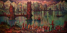 satan-presenting-his-city-to-the-children