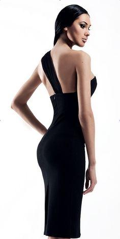 Low Back Dresses