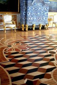 Love this flooring design