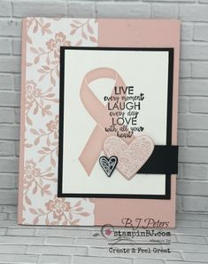 2 1//4 x 3 1//2 Breast Cancer Awareness 54 Playing Cards Pink Ribbon Deck