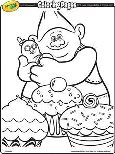Biggie Troll and Mr Dinkles