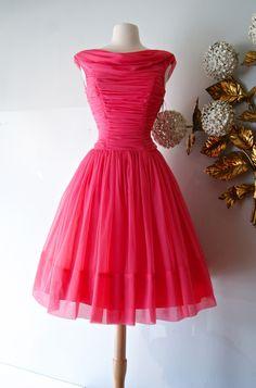 vintage dress / xtabay vintage