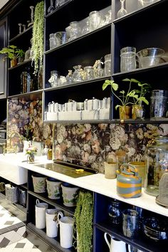 House of Hackney. The recent opening of their flagship store in London | Eclectic Trends