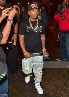 Rapper Plies performs at at Masquerade Music Park &. Swag Outfits Men, Hip Hop Outfits, Fine Boys, Fine Men, Plies Rapper, Sexy Work Outfit, Sagging Pants, Black Couples Goals, Best Rapper