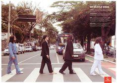 Beatles Week: ação realizada para a rádio Guarani FM em 2012.