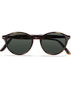 8e08db7b074 Persol 0PO3092SM Round Sunglasses Havana Suprema i gruppen Solglasögon hos  Care of Carl (12671410